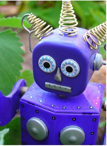 Purplerobot