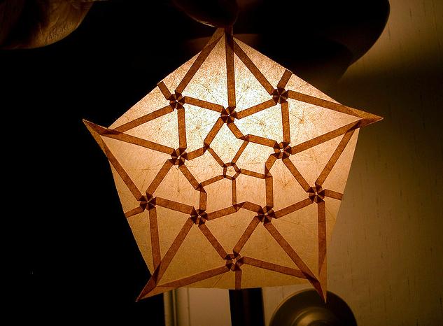 Pentagonallight