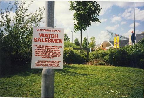Watchsalesmen